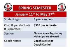 Spring Semester Registration Fee for Chess Masters of Houston