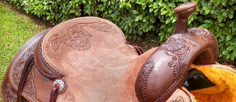 Olen Clark Custom Saddles and Tack