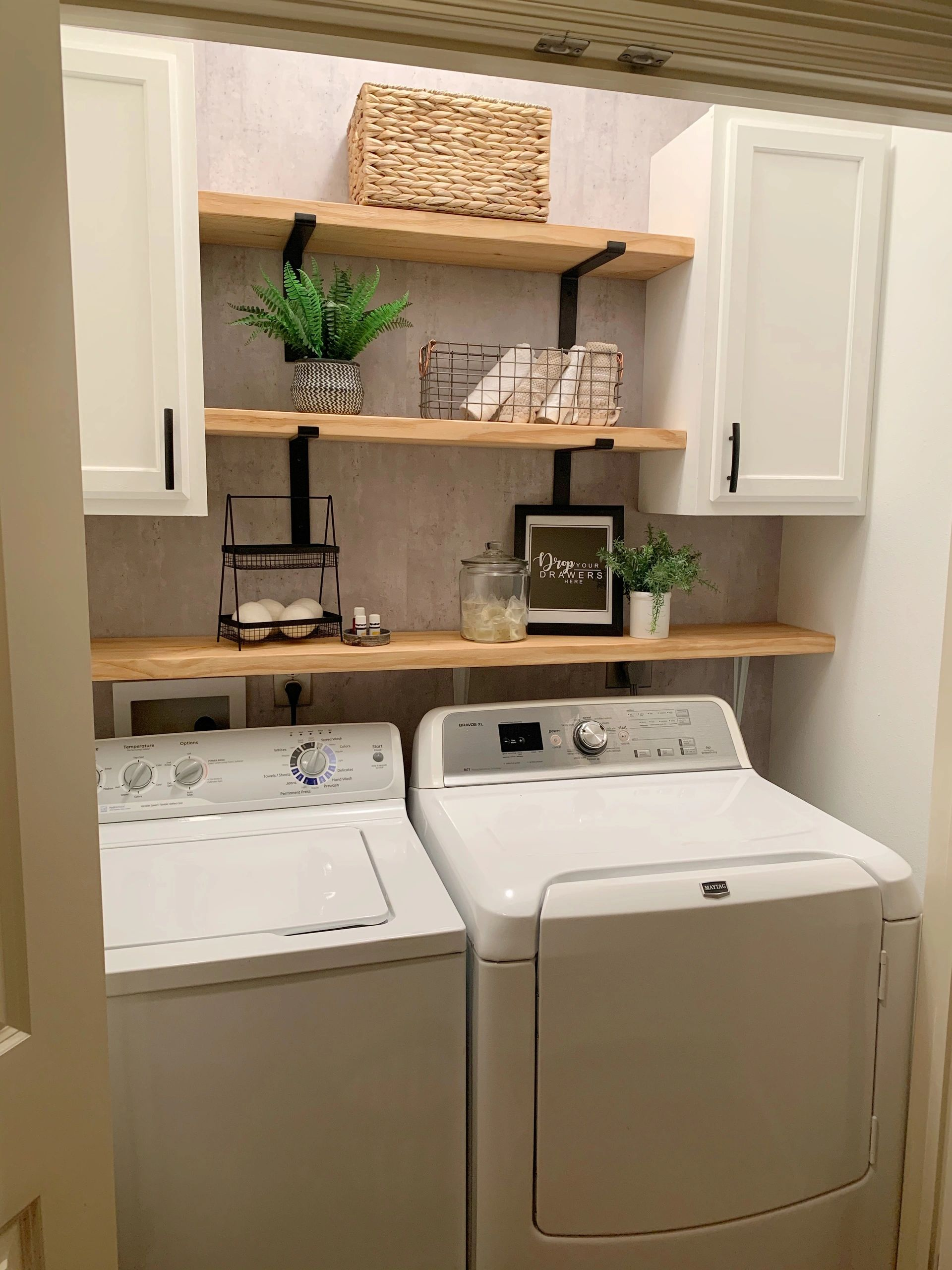 Laundry Room Makeover   Part 20
