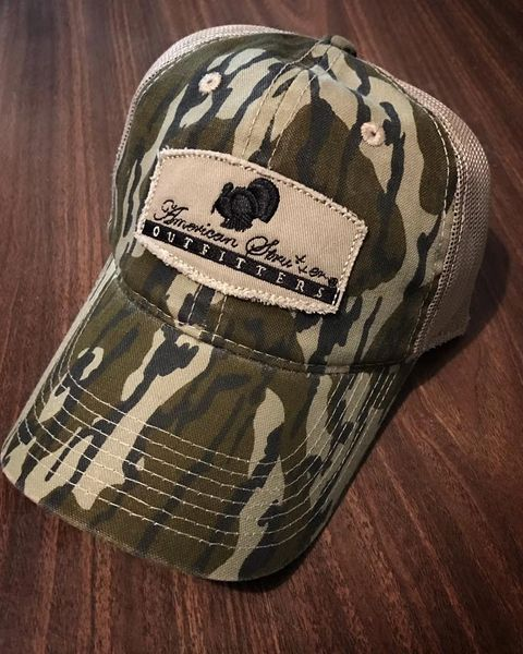 American Strutter® Original Bottomland Mesh Patch Hat