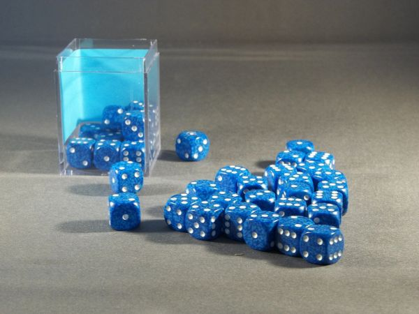 Chessex Speckled 12mm d6 Dice Block