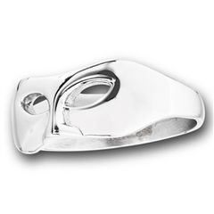 STAINLESS STEEL MASK RING
