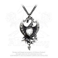 P609 - Diamond Heart Pendant