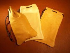 Super Soft Deer Skin Dice Bag