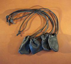 Deer Skin Medicine Bag
