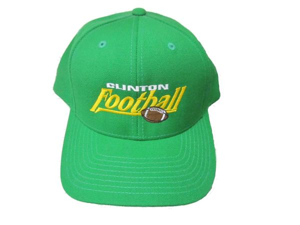 Clinton Football Hat