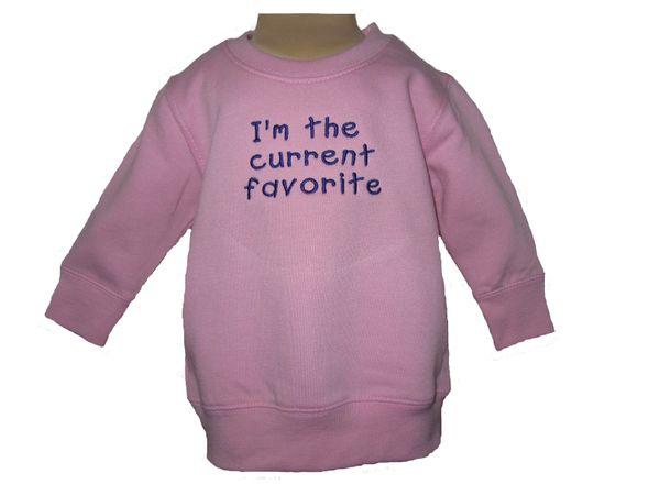 Current Favorite Sweatshirt