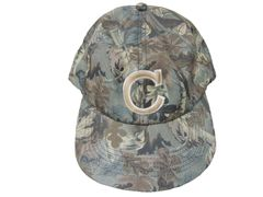 Camo C Hat