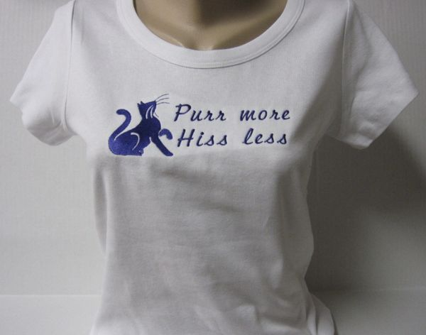 Purr More T-Shirt