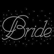 Bride with Rhinestones