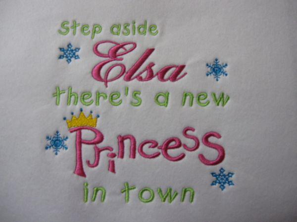 Step Aside Elsa Sweatshirt