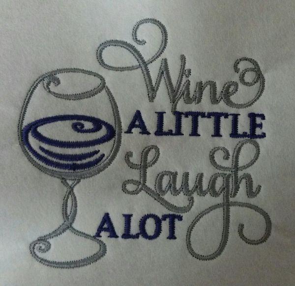 Wine A Little T-Shirt