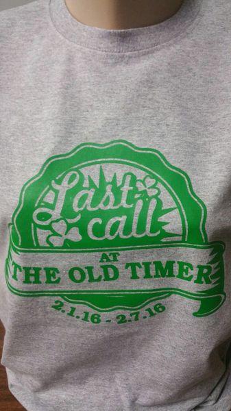 Last Call T-Shirt