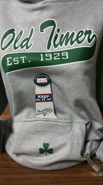 Old Timer Tailgate Hoodie