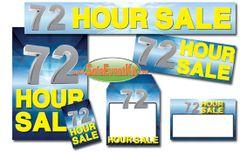 72 Hour Sale Event Kit - $150-$899