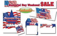 Memorial Day Sale Event Kit - $150-$899