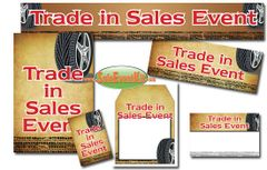 Trade In Sale Event Kit - $150-$899