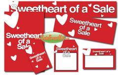 Valentines Day Sale Event Kit - $150-$899