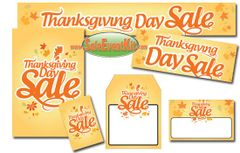 Thanksgiving Day Sale Event Kit - $150-$899