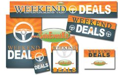 Weekend Deals Event Kit - $150-$899