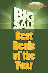 Big Sale Mini Poster (20 pack)