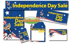 4th of July / Independence Day Sale Event Kit - $150-$899