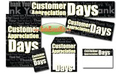 Customer Appreciation Days Sale Event Kit - $150-$899
