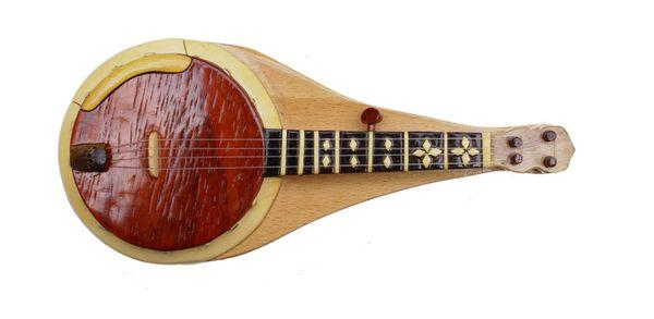 Banjo Handmade Pic Box