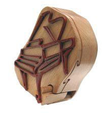Piano Wooden Secret Puzzle Box