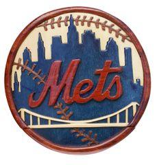 New York Mets Puzzle Box