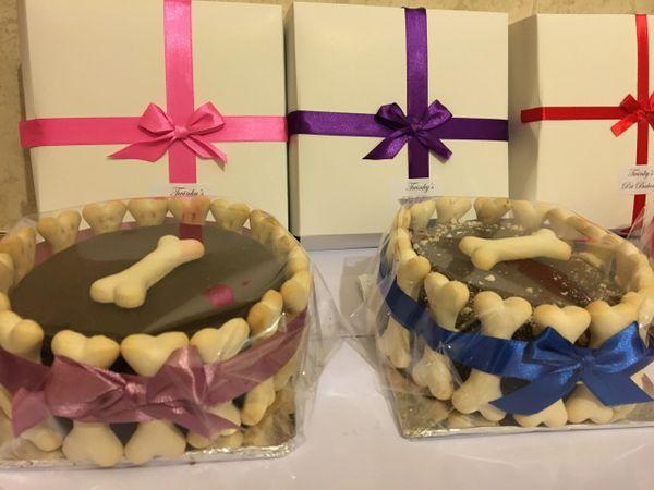 Dog Birthday Cake For Dogs Bakery