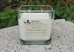 9 oz Square 2-Wick Soy Candle