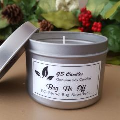 Bug Be Off (4 oz Tin) Essential Oil Blend