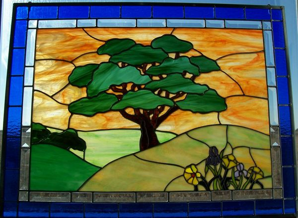 Tree Window panel