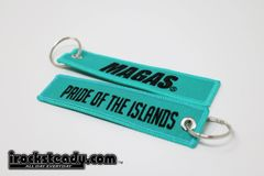 MAGAS (Pride of the Islands) Jet tags