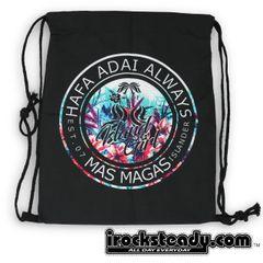 MAS MAGAS (HA Always) Drawstring Bags