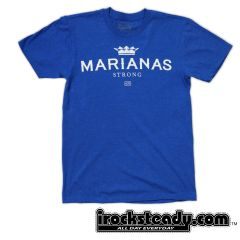 MAGAS (Marianas Strong DCLXX) Blue Tee