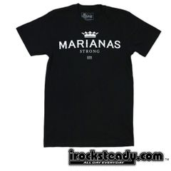 MAGAS (Marianas Strong DCLXX) Black Tee