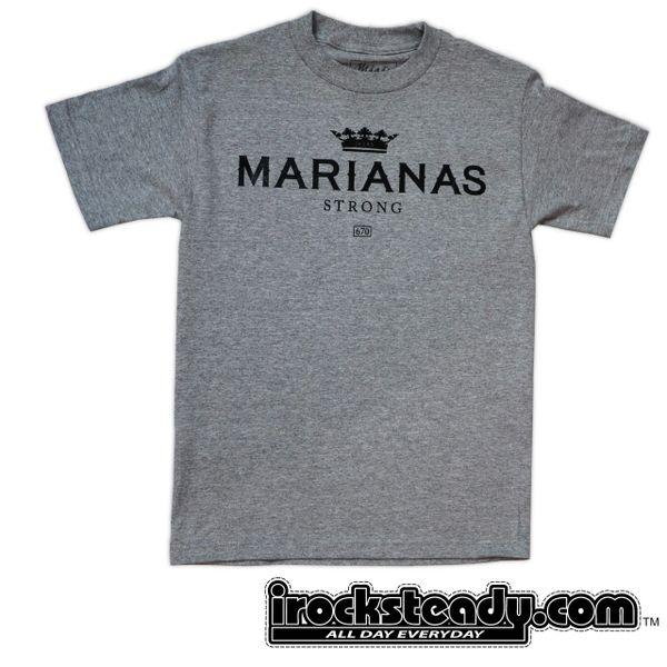 MAGAS (Marianas Strong DCLXX) Gray Tee