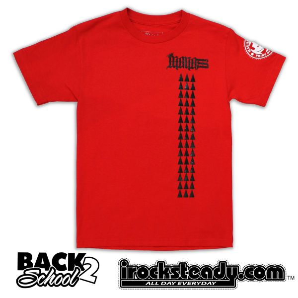 MAGAS (Lineal) Red Tee