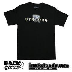 MAGAS (Strong) Black/Khaki Tee