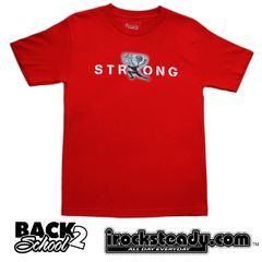 MAGAS (Strong) Red Tee