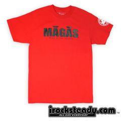 MAGAS (Haggan) Red Tee