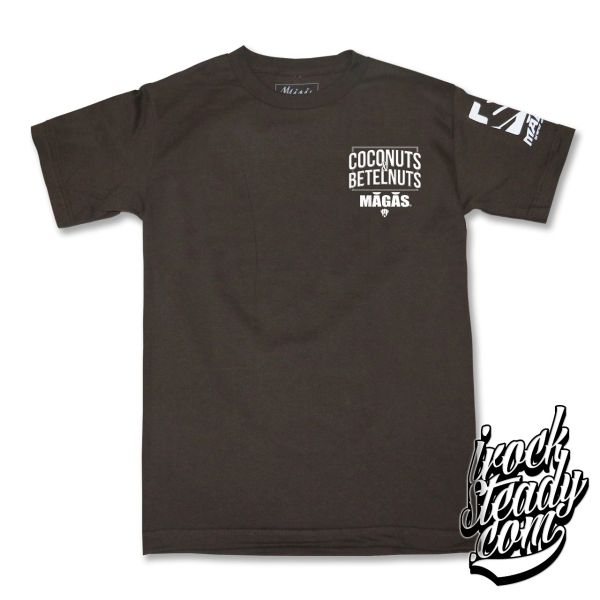 MAGAS (C&B Local Style) Dark Chocolate Tee