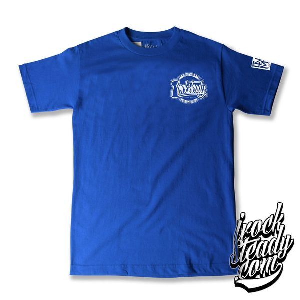 MAGAS (Rocksteady) Royal Blue Tee