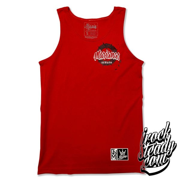 MAGAS (Marianas Always II) Red Tank Top