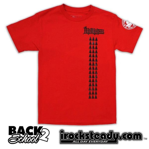 MAGAS (Lineal) Red Youth Tee