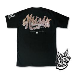 MAGAS (Tropical) Black Tee