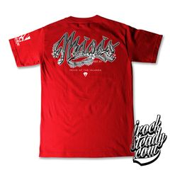 MAGAS (Tropical) Red Tee
