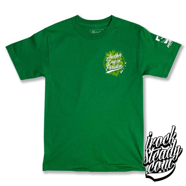 MAGAS (Another Day in Paradise II) Kelly Green Tee